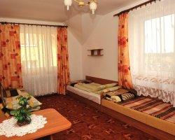 Komfortowe kwatery prywatne - Białogóra
