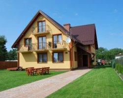 Pokoje Gościnne w Białogórze