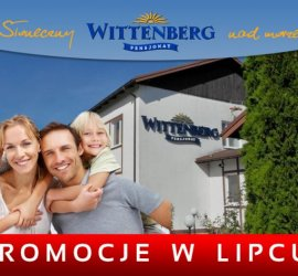 Pokoje Wittenberg Białogóra