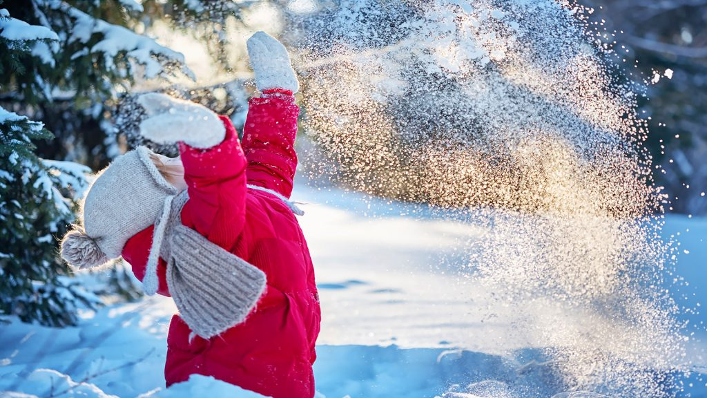 Zima nad morzem z dzieckiem to doskonały pomysł!