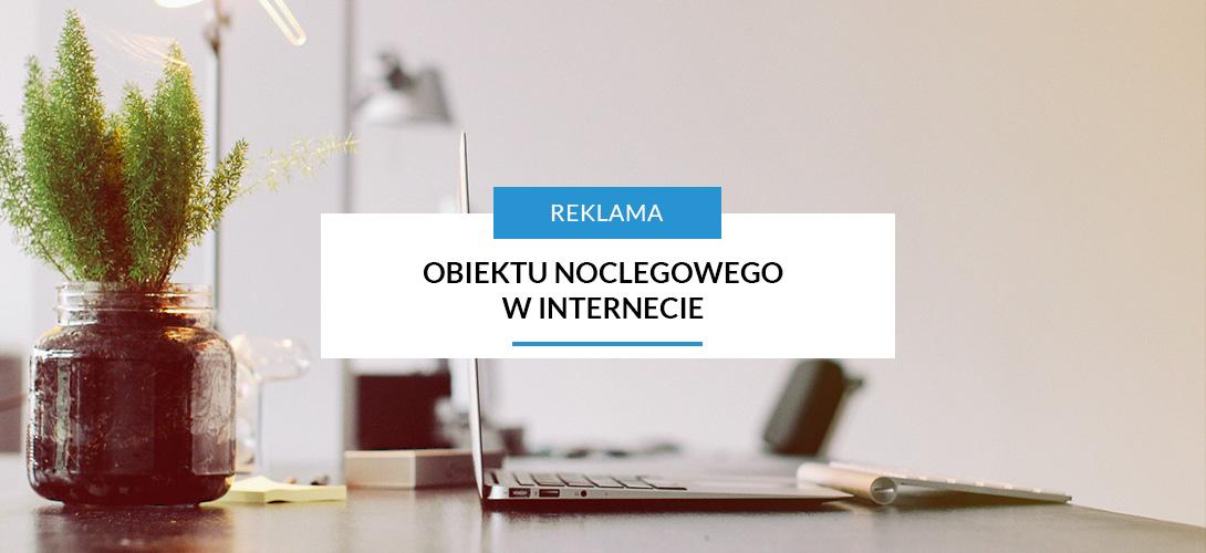 reklama obiektu noclegowego w internecie