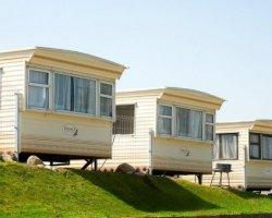 Domki przyczepy campingowe