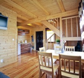 Komfortowe domki w Chłapowie