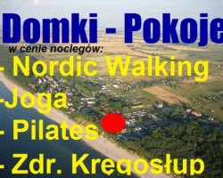 DOMKI I POKOJE W CHŁOPACH - 30M OD MORZA ! - Chłopy
