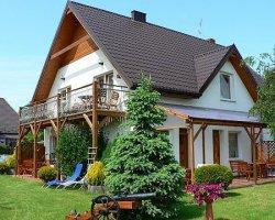 Dom Wczasowy LAGUNA w Dąbkach
