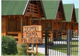 Domki letniskowe GAMA w Dąbkach