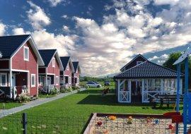 Pirat domki letniskowe - dla rodzin, komfortowo, na łonie natury