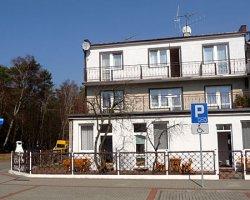 Dom Na Fali w Darłówku