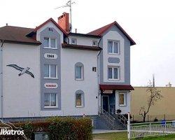Dom Wczasowy Albatros w Darłówku