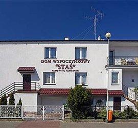 """Dom Wypoczynkowy """"Staś"""" w Darłówku"""