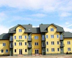 Pensjonat Kalmar w Darłówku