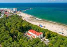 Resort SPA Plaza w Darłówku
