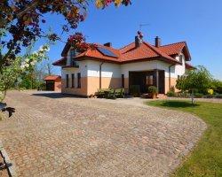 Noclegi - Villa Cis - pokoje gościnne - Darłowo
