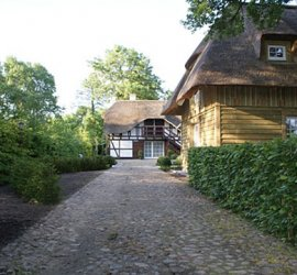 Dom Nad Łąkami w Dębinie