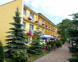Ośrodek Wypoczynkowy DANKAR w Dziwnowie