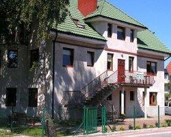 Pokoje i apartament Willa Oaza - Dziwnów