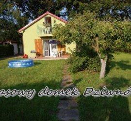 Domek w Dziwnówku