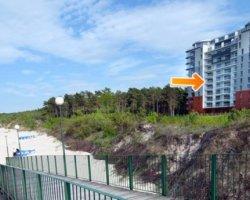 Luksusowy Apartament Porta Mare z widokiem na Morze i Plażę