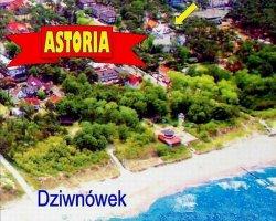 Pensjonat Astoria w Dziwnówku