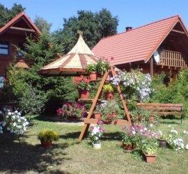 Domki Całoroczne PLEJADY w Dźwirzynie