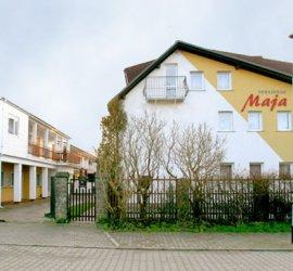 Pensjonat Maja w Dźwirzynie