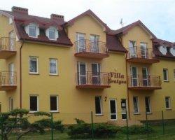Villa Grażyna w Dźwirzynie
