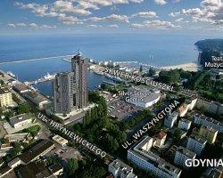 Noclegi - Apartament w Sea Towers
