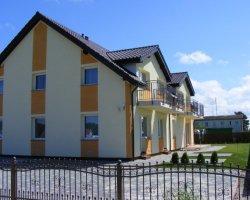 Nowa Villa Amber w Grzybowie