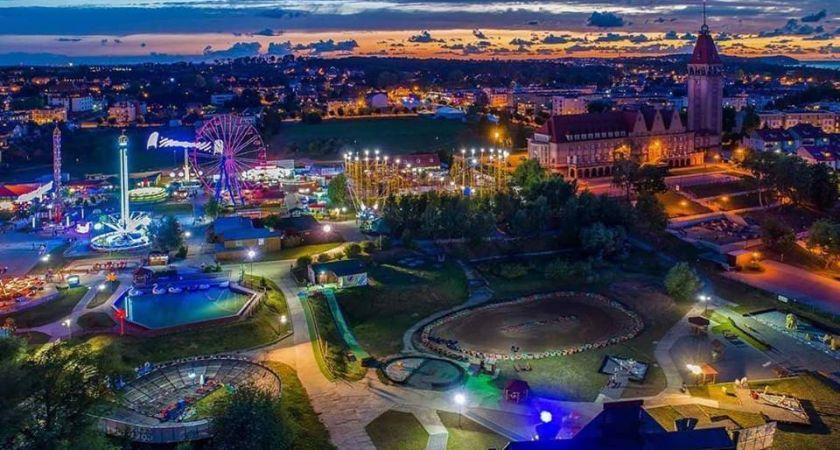 Lunapark Sowiński we Władysławowie