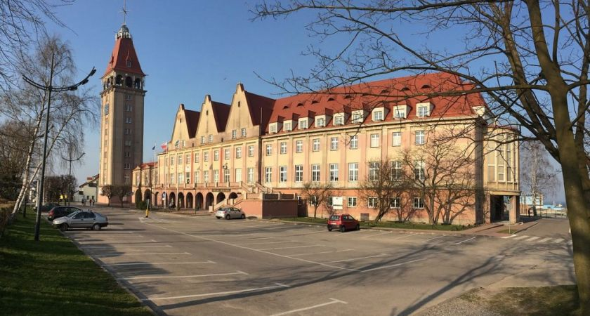 Dom Rybaka we Władysławowie
