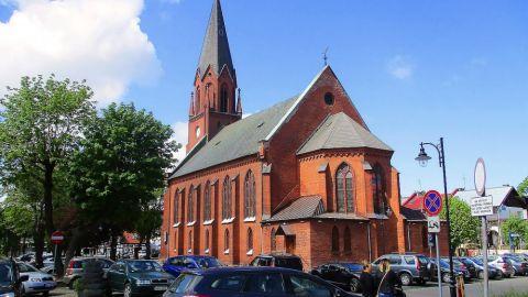 Kościół Najświętszego Zbawiciela - Ustka
