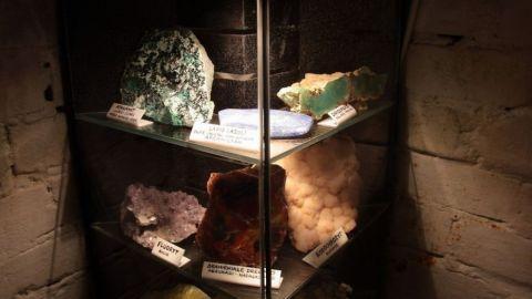 Muzeum Minerałów Ustka