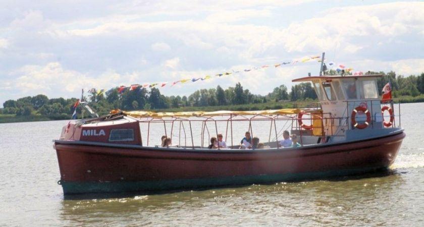 Rejsy statkiem MILA