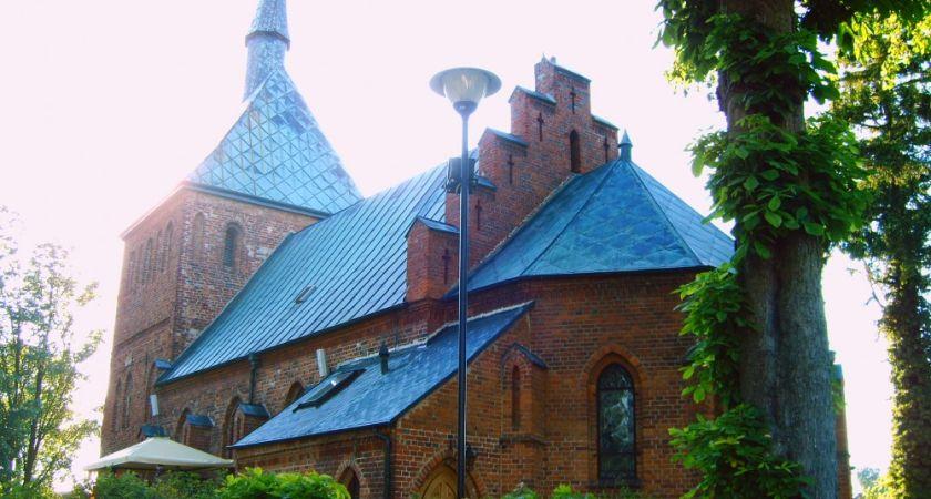 Kościół Przemienienia Pańskiego - Mielno