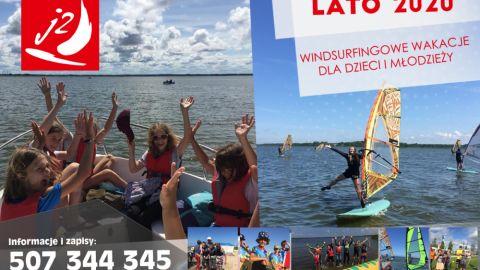 Szkoła windsurfingu w Dąbkach