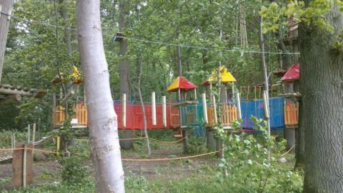 Park Linowy Gibon w Rewalu