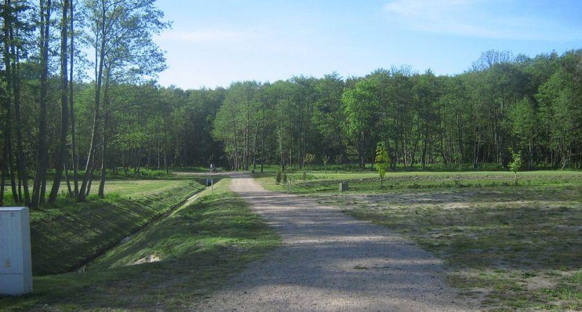 Park Zdrojowy w Świnoujściu