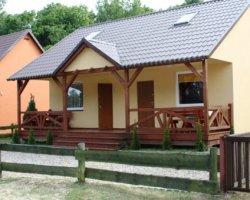 Dom letniskowy Baju w Jarosławcu