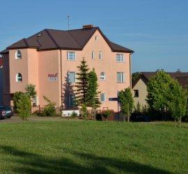Pokoje gościnne w Jarosławcu