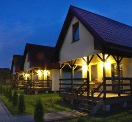 BUNGALO Domki letniskowe nad morzem