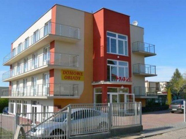 Dom Wczasowy Maxim Jastrzebia Gora Ul Topolowa 2 Przymorzu Pl
