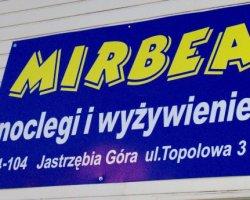 Noclegi - Dom Wypoczynkowy MIRBEA