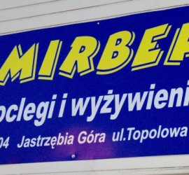 Ośrodek Mirbea - tanie noclegi