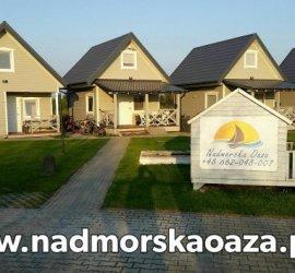Nadmorska Oaza domki letniskowe i całoroczne Jezierzany