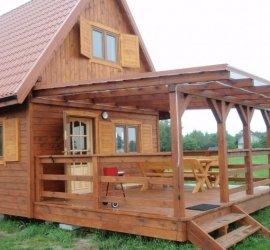 Domki i apartamenty w Kątach Rybackich