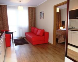 Apartament 2-pokojowy z aneksem kuchennym Diva Spa 229