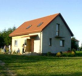Dom letniskowy Borkowice