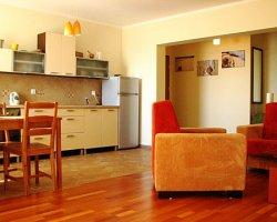 Słoneczny Apartament Ogrody Bema