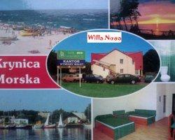 Apartamenty Willa Nowa w Krynicy Morskiej