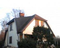 Domek w Łazach